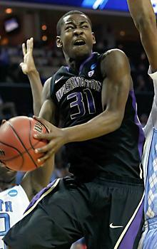 Terrence Ross made the most of his limited playing time as a freshman