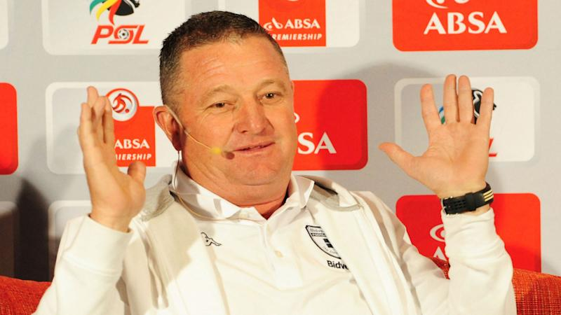 PSL title is now Kaizer Chiefs' to lose - Gavin Hunt