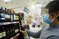 The price of a bottle of Australian wine in Chinese supermarkets has doubled, and in some cases tripled, because of the tariffs
