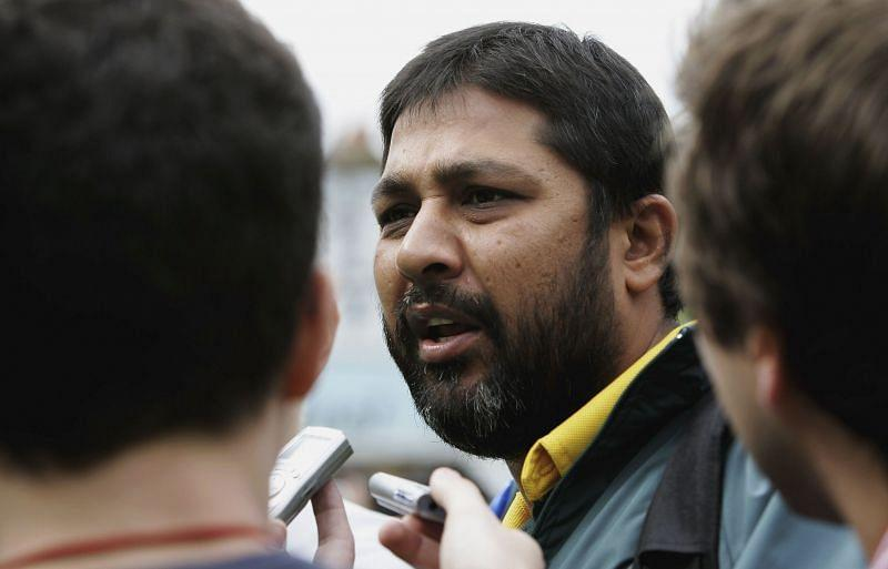 Inzamam-ul-Haq revealed that the BCCI was so confident about an Indian win that they had written India's name on the trophy during the innings break