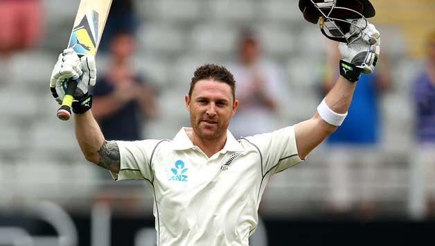 McCullum is also the only Kiwi batsman to score a triple hundred in Test cricket.