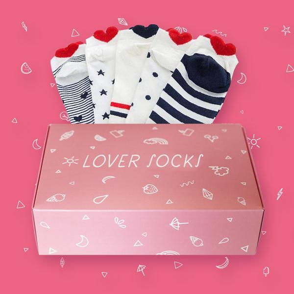 Lover Socks Socks Kit Love