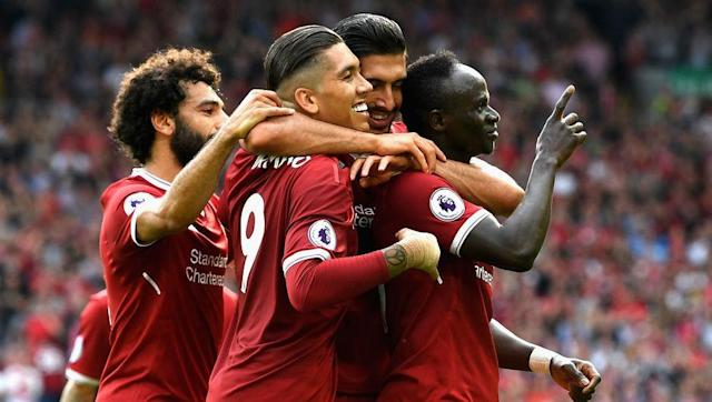 <p>Known as 'The Reds', Liverpool's famous nickname obviously comes from their club colours. But it was only after a few years of existence they adopted red after initially playing in blue and white halves, and not until the 1960s that the club changed to an all-red kit.</p> <br><p>The brainchild of legendary manager Bill Shankly, a fully red strip was viewed as much more intimidating to opponents - Ian St John recalled Ron Yeats looked 'terrifying' when he saw the imposing defender in a red shirt and red shorts for the first time. Prior to 1964, Liverpool's red shirts had usually been worn with white shorts.</p>