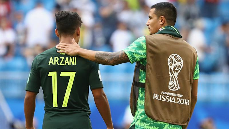 Stagnating Socceroos need more players like Arzani - Schwarzer