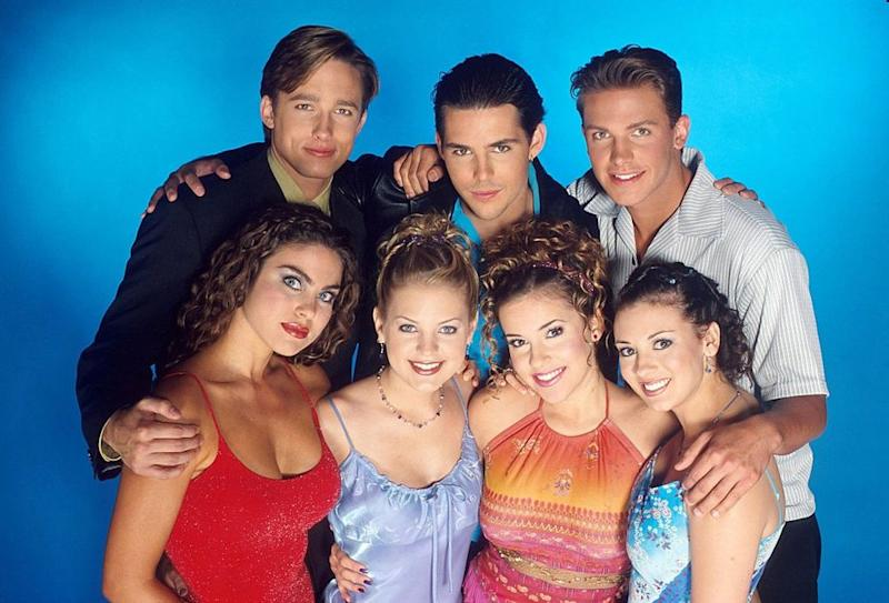 Nadia Bjorlin, Kirsten Storms, Farah Fath, Heather Olson, Jay Kenneth Johnson, Jason Cook, Aaron Van Wagner | John Paschal/JPI /NBC