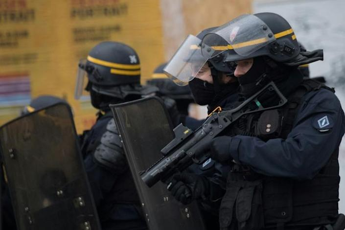 Several new cases of alleged police brutality have surfaced recently (AFP Photo/Loic VENANCE)