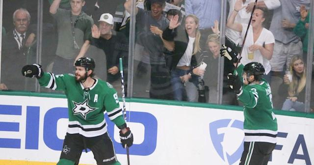 NHL analyst: Stars are among select teams with a 'real shot' of winning Stanley Cup in 2020