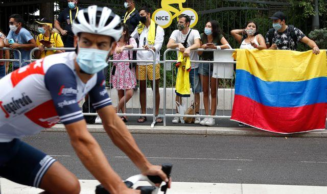 Coronavirus: It would be a miracle if Tour de France finishes, UCI president admits
