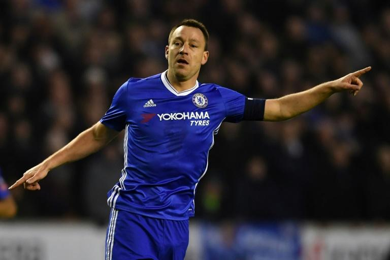 Antonio Conte Hints John Terry Might Not Start For Chelsea Against Tottenham