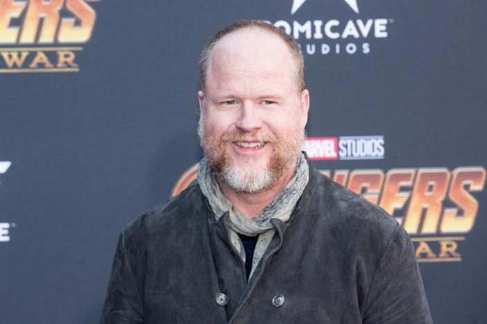 Joss Whedon attends the