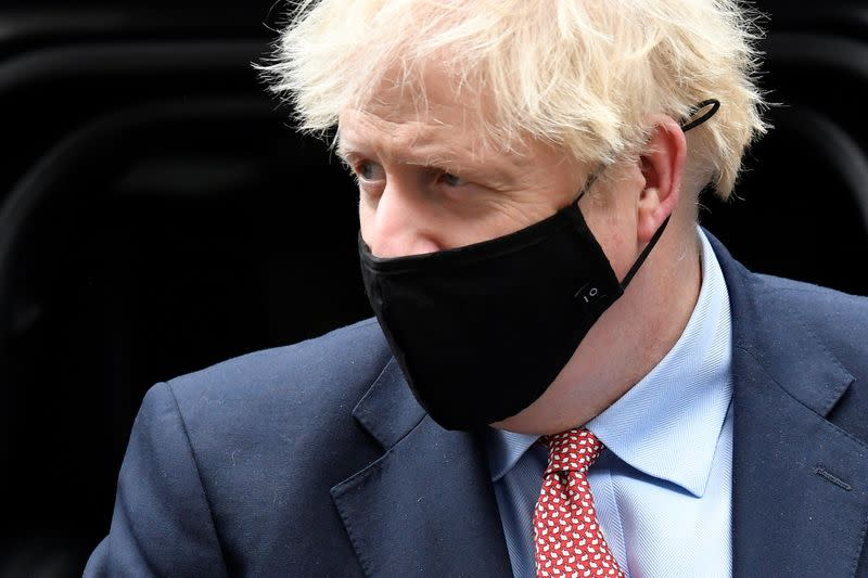 No more status quo: PM Johnson vows to transform Britain after coronavirus crisis