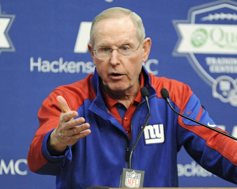 Giants and Coughlin agree on contract extension