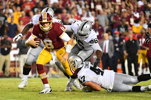 Raiders vs. Broncos - Top NFL Betting Pick