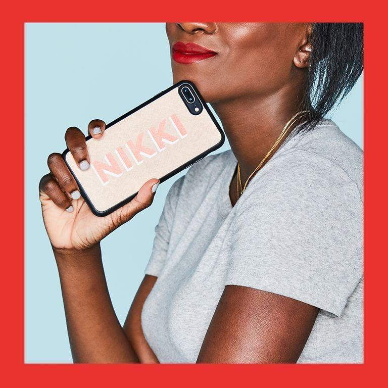 """<p>thedailyedited.com</p><p><strong>$60.00</strong></p><p><a href=""""https://www.thedailyedited.com/women/phone-cases"""" rel=""""nofollow noopener"""" target=""""_blank"""" data-ylk=""""slk:Shop Now"""" class=""""link rapid-noclick-resp"""">Shop Now</a></p><p>""""I'm a sucker for anything with my name or monogram on it. Does that make me a narcissist? I'm not sure, but I do know that I love an item ten times more if it has a personalized touch. So it should come as no surprise that this <a href=""""https://www.elle.com/fashion/shopping/a19745091/the-daily-edited-phone-case-review/"""" rel=""""nofollow noopener"""" target=""""_blank"""" data-ylk=""""slk:The Daily Edited phone case"""" class=""""link rapid-noclick-resp"""">The Daily Edited phone case</a> with my name plastered across the back in beautifully bold letters is one of my favorites. It ensures that no one will ever grab my phone by accident (a true nightmare), setting my phone apart in a sea of black phone cases."""" — <em>Nikki Ogunnaike, style director </em></p>"""