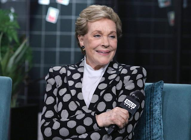 Julie Andrews will narrate upcoming Netflix series Bridgerton. (Photo by Jim Spellman/Getty Images)