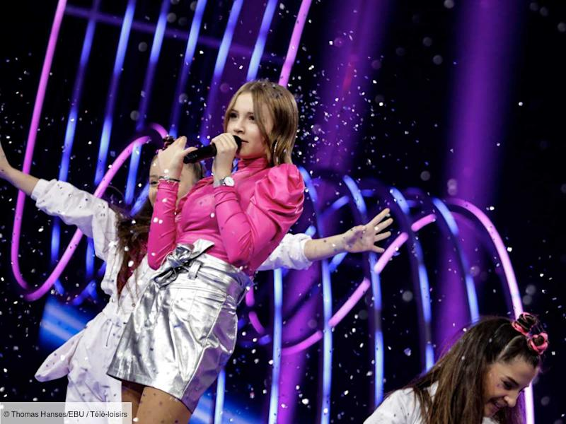 Eurovision Junior 2019: Carla offre la 5e place à la France