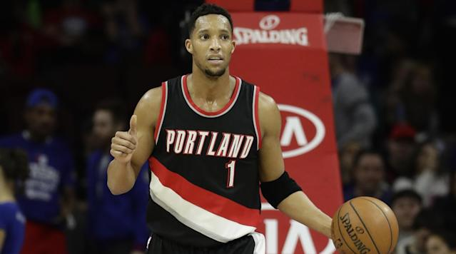 """<p>Here at Extra Mustard, we take our condiment news pretty seriously.</p><p>It was alarming to hear quite the hot take from Trail Blazers guard Evan Turner on mayonnaise, <a href=""""http://www.oregonlive.com/blazers/index.ssf/2017/04/behind_portland_trail_blazers_game_day.html"""" rel=""""nofollow noopener"""" target=""""_blank"""" data-ylk=""""slk:according"""" class=""""link rapid-noclick-resp"""">according</a> to Oregon Live.</p><p>""""I don't mess with mayonnaise,"""" Turner said. """"I don't trust white condiments. I don't even like looking at them.""""</p><p>Turner has the eating habits of a middle schooler as his favorite food is pizza. When he's in-season, he tries to eat lighter with chicken breast, broccoli, asparagus or corn and potatoes. The catch? The foods can not touch and no white condiments can be in sight.</p><p>We need more food analysis from Evan Turner.</p>"""