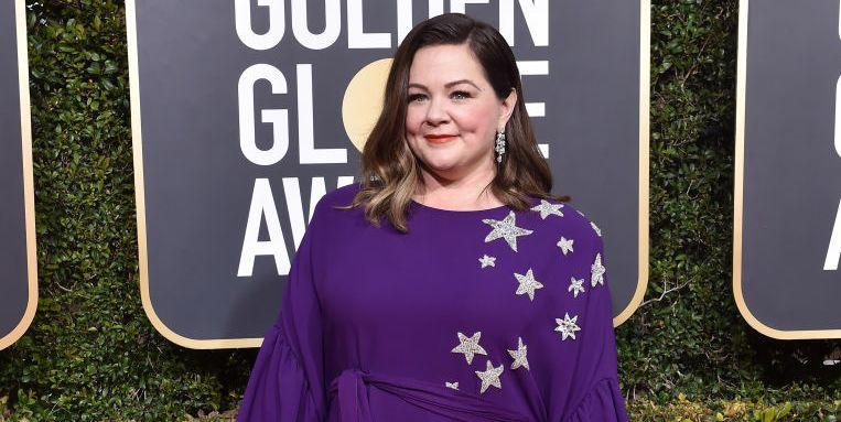 What Melissa Mccarthy Thought When A Reporter Commented On Her