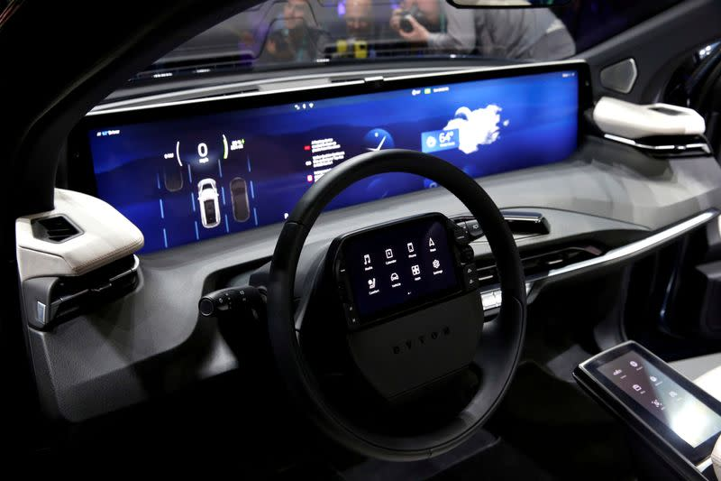 How Big Tech is helping transform cars into smartphones