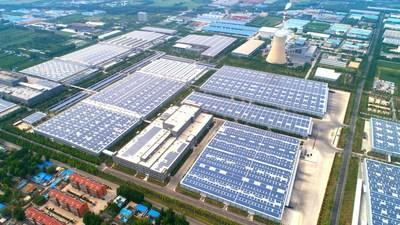 120MW C&I Rooftop PV Plant