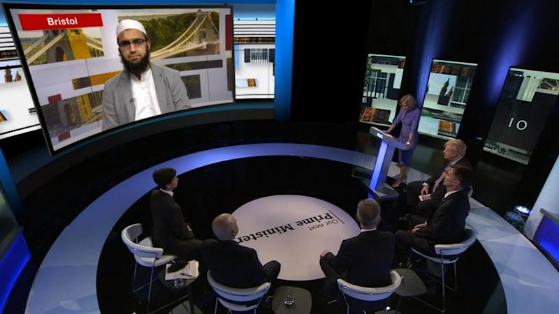 BBC debate imam in Israel controversy suspended from mosque and school duties