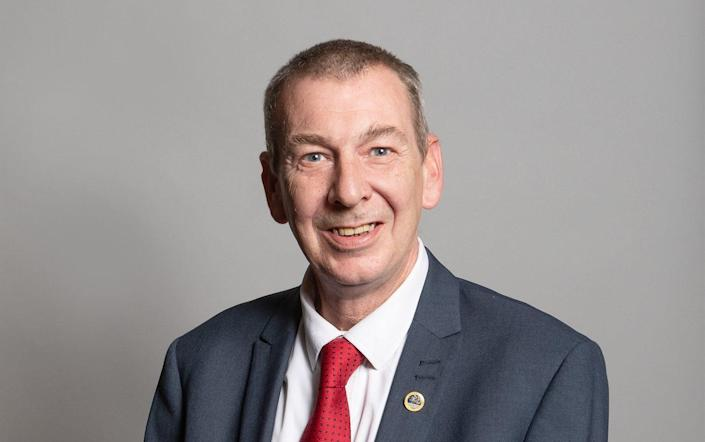 Mike Hill, former Labour MP