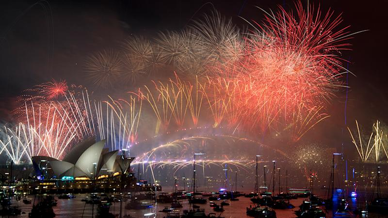 Fury as Sydney goes ahead with fireworks display amid deadly bushfires