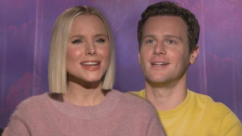 Kristen Bell and Jonathan Groff Sing 'I Want to Get This Right' in 'Frozen 2' Deleted Scene (Exclusive)
