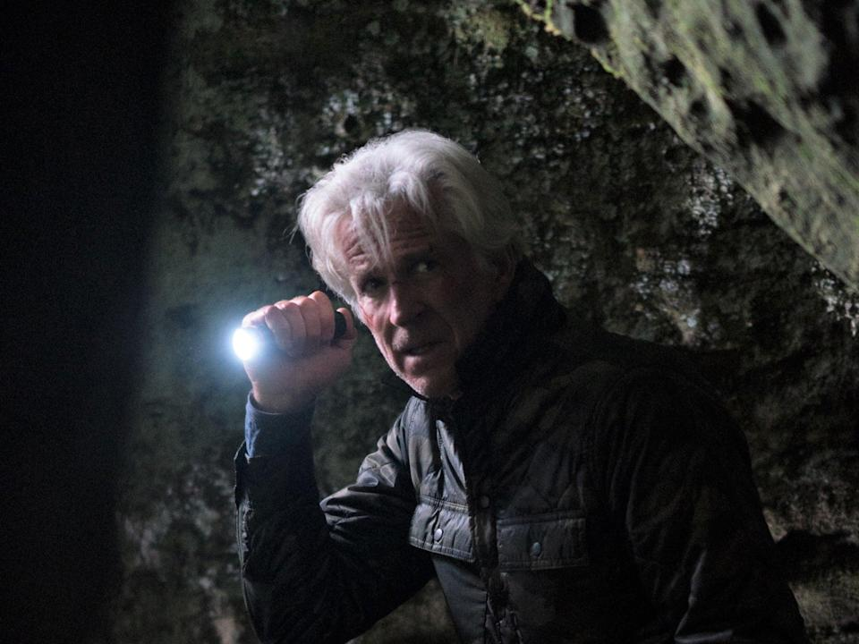 Matthew Modine as the avenging father in new horror film 'Wrong Turn'Signature Entertainment
