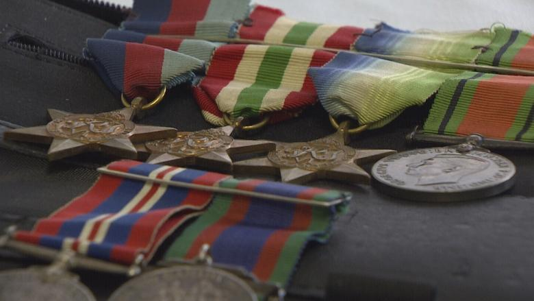Montague's mystery medals: legion hopes social media will help find owners