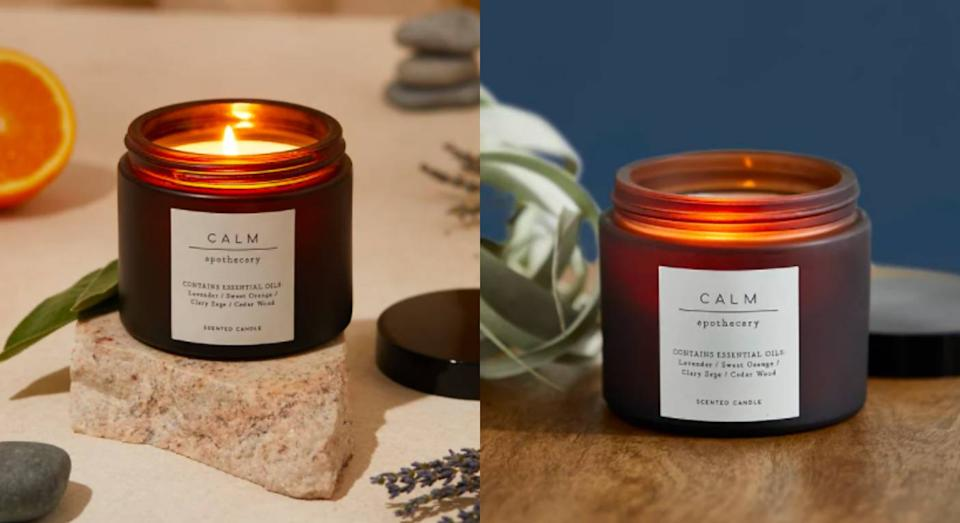 This £7.50 candle that will give you a luxurious spa feel at home. (M&S)
