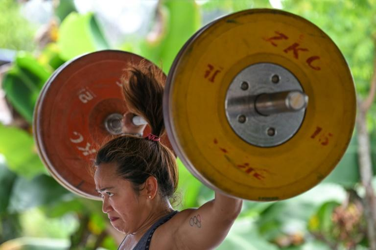 Rio Olympics silver medallist Hidilyn Diaz is determined to go one better in Tokyo, despite more than a year training in exile in Malaysia away from family and friends, because of the coronavirus pandemic