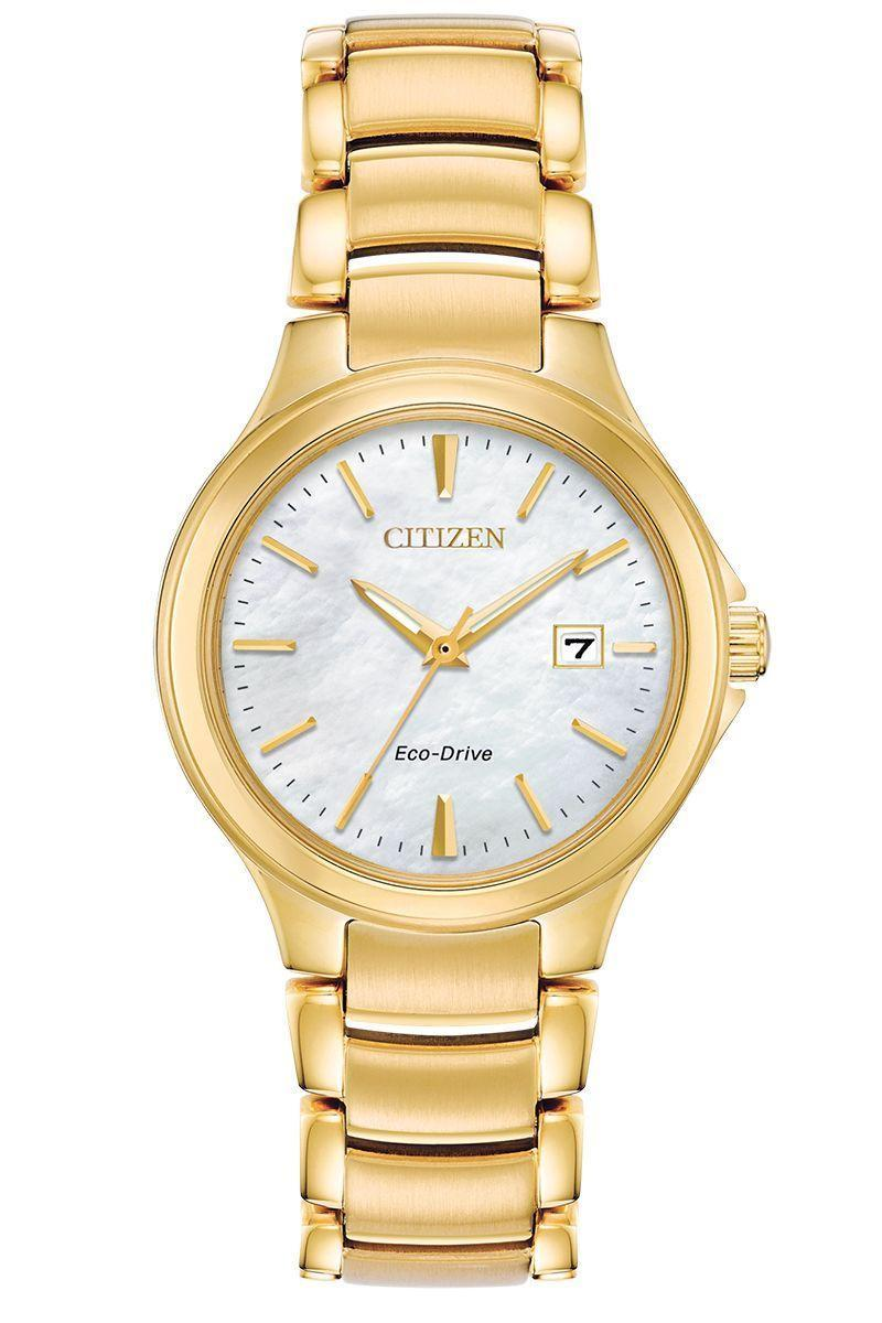"""<p><strong> Citizen Chandler Watch</strong></p><p>citizenwatch.com</p><p><strong>$206.50</strong></p><p><a href=""""https://go.redirectingat.com?id=74968X1596630&url=https%3A%2F%2Fwww.citizenwatch.com%2Fus%2Fen%2Fproduct%2FEW2522-51D.html&sref=https%3A%2F%2Fwww.harpersbazaar.com%2Ffashion%2Ftrends%2Fg30515430%2Fbest-watch-brands-for-women%2F"""" rel=""""nofollow noopener"""" target=""""_blank"""" data-ylk=""""slk:Shop Now"""" class=""""link rapid-noclick-resp"""">Shop Now</a></p><p>Swiss-based brands are reputedly the leaders in watchmaking, but over the decades, Japanese firms have been steadily climbing the ranks. One of the first brands to step up is Citizen. </p><p>Registered in 1918, the company became a global force after WWII, when it focused on technological advancements instead of utilizing traditional techniques. Citizen was the first to introduce multi-band atomic timekeeping in the market, allowing for greater accuracy, and radio-controlled timekeeping, which automatically synchronizes to the wearer's time zone. <br><br>Citizen furthered its mechanical prowess in 1976 by introducing the Echo-Drive technology, which was the first time that a timepiece's battery was charged by solar panels under the face. </p>"""