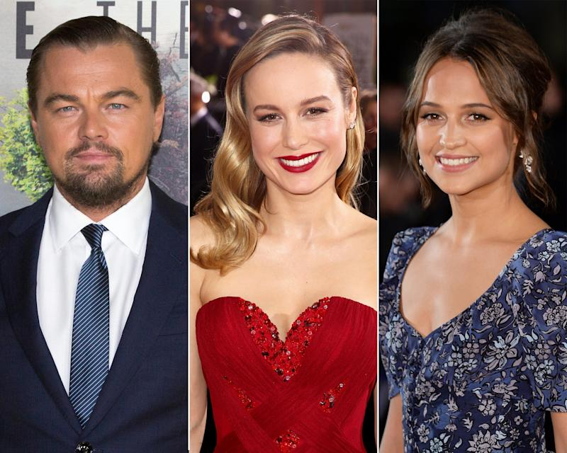 Here's the Star-Studded Final List of 2017 Oscars Presenters