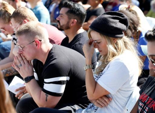 <p>Coach, immigrant, star swimmer: the Florida shooting victims</p>