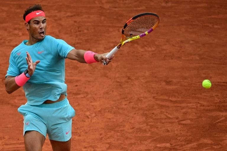 Nadal, Serena on guard at French Open as Halep plays compatriot