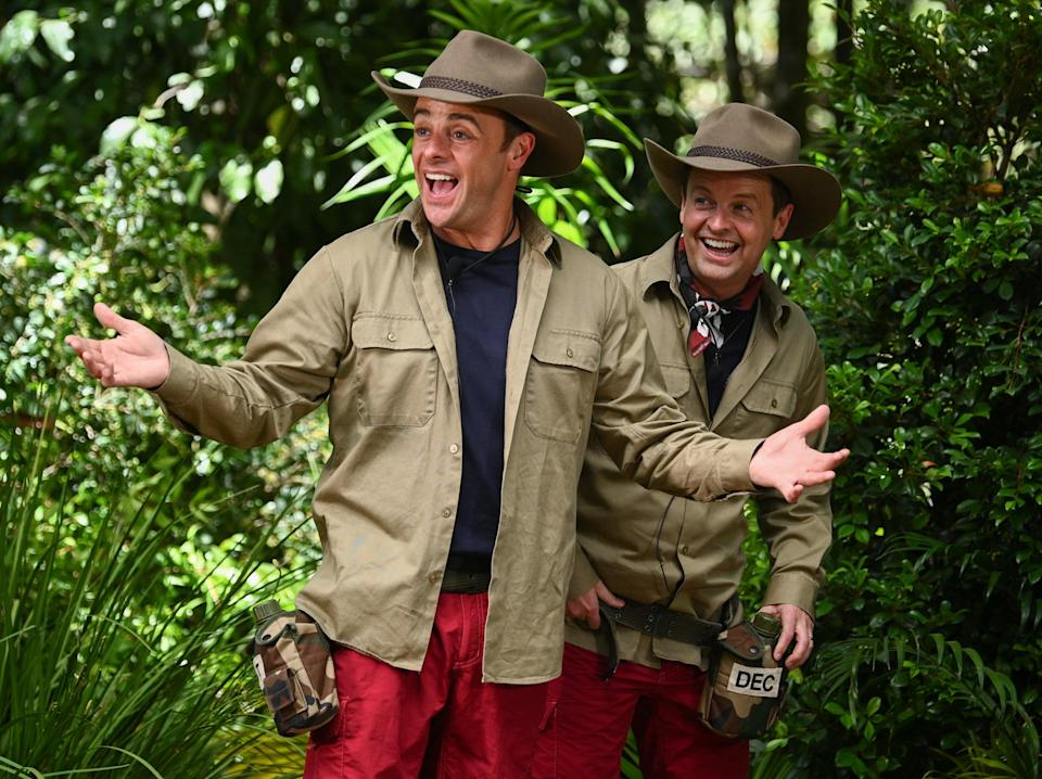 I'm a Celebrity (Rex Features)