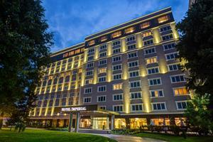Hotel Imperial Plovdiv, a member of Radisson Individuals exterior