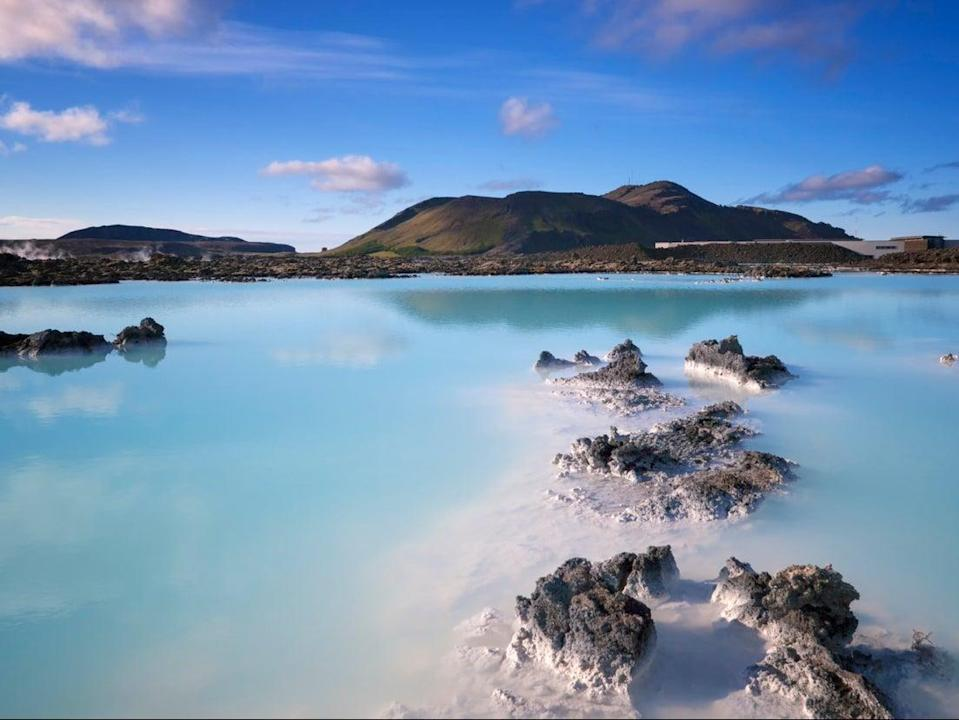 <p>The Blue Lagoon in Iceland</p> (Getty Images/iStockphoto)