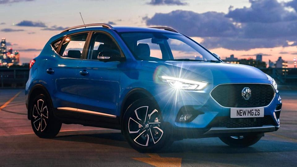 MG ZS (petrol) SUV to be launched in H1 2021