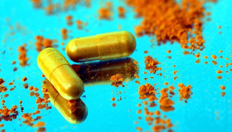 The 7 most popular turmeric supplements (Photo: Getty)