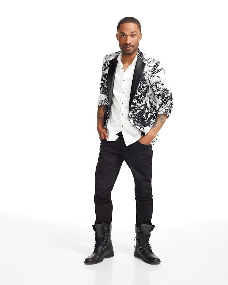 "Keenan Zeno in ""Styled to Rock"" Season 1."