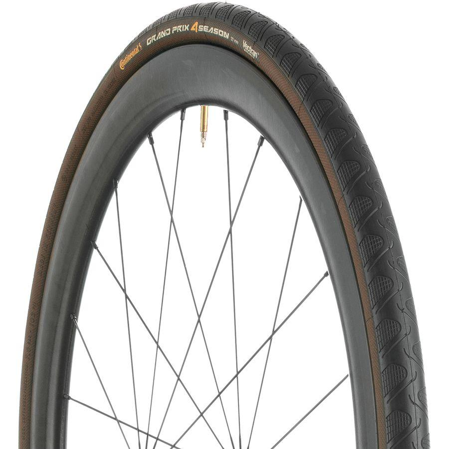 """<p><strong>Continental</strong></p><p>competitivecyclist.com</p><p><strong>$39.99</strong></p><p><a href=""""https://www.competitivecyclist.com/continental-grand-prix-4-season-road-tire-con0037"""" target=""""_blank"""">Buy Now</a></p><p>Originally $79.99</p>"""