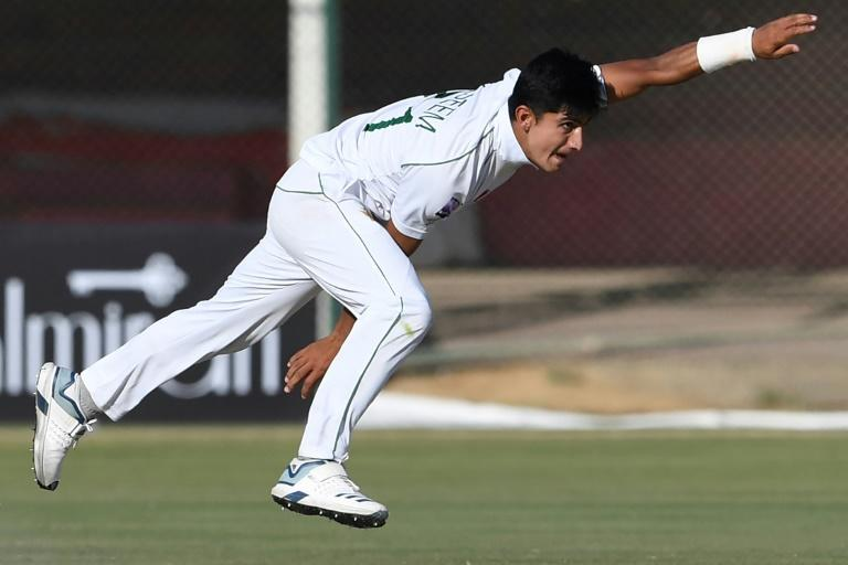 Naseem Shah becomes youngest to take Test hat-trick