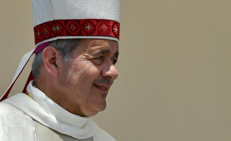 The presence of Bishop Juan Barros at public masses celebrated by the Pope in three different Chilean cities caused a public outcry during Francis' visit at the start of the year