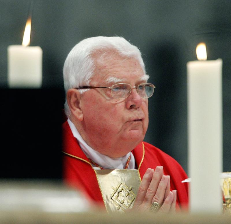 Law became one of the main faces of the sex abuse scandal that has dogged the Catholic Church