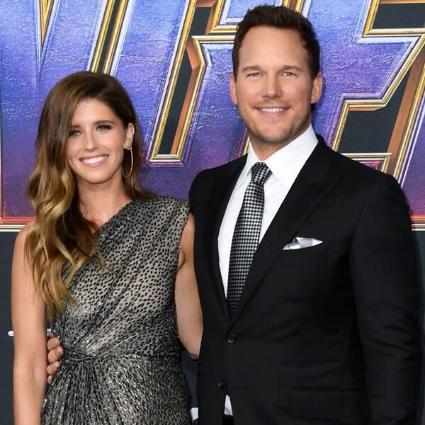 Baby joy for Katherine Schwarzenegger and Chris Pratt