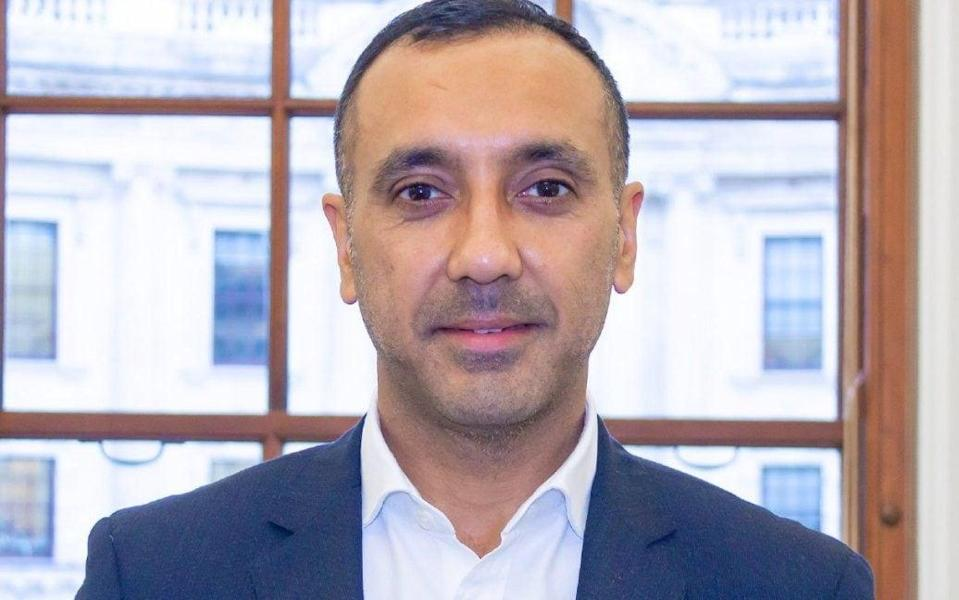 """Rajiv Kalia, 53, has been the chief executive of Broadband Delivery UK – an initiative by the Department for Culture, Media and Sport to facilitate """"the delivery of better broadband"""" – since 2018. He spent a total of 10 years in business roles at TalkTalk and Carphone Warehouse earlier in his career."""