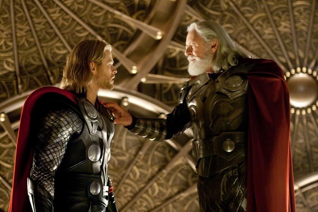 "<a href=""http://movies.yahoo.com/movie/1810026342/info"">THOR</a>  Release Date: March 20, 2011  Starring: <a href=""http://movies.yahoo.com/movie/contributor/1809982254"">Chris Hemsworth</a>, <a href=""http://movies.yahoo.com/movie/contributor/1800020300"">Natalie Portman</a> and <a href=""http://movies.yahoo.com/movie/contributor/1800011674"">Anthony Hopkins</a>"