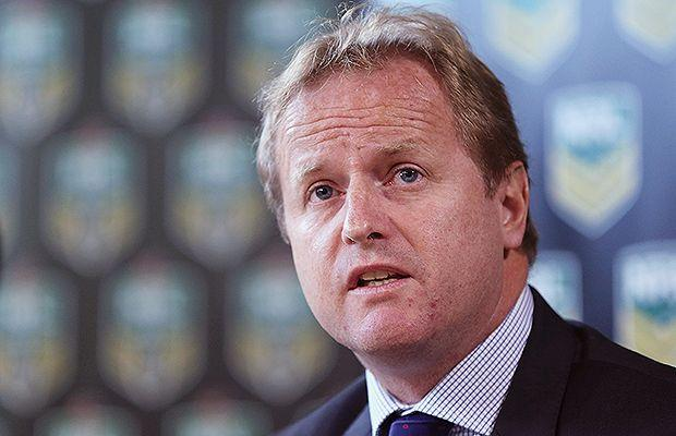 Smith says the health of Cronulla's players had been put at risk. Source: Getty